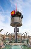 Ανελκυστήρας χώρων de Βαρκελώνη Στοκ Εικόνα