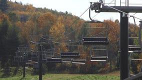 Ανελκυστήρες βουνών Mohawk το φθινόπωρο (1 5) φιλμ μικρού μήκους