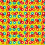 ανθίζει ladybug Στοκ φωτογραφίες με δικαίωμα ελεύθερης χρήσης