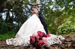 ανθίστε το γάμο στοκ εικόνα