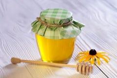 Ανθίστε το μέλι Στοκ εικόνες με δικαίωμα ελεύθερης χρήσης
