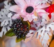 Ανθοδέσμη των γαρίφαλων λουλουδιών gerbera Στοκ φωτογραφία με δικαίωμα ελεύθερης χρήσης