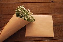 Ανθοδέσμη camomile Στοκ εικόνα με δικαίωμα ελεύθερης χρήσης