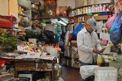 Ανθοπωλείο μικρών επιχειρήσεων Chinatown στοκ φωτογραφίες με δικαίωμα ελεύθερης χρήσης
