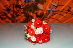 Ανθοδέσμη για τη νύφη Στοκ εικόνες με δικαίωμα ελεύθερης χρήσης