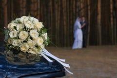 Ανθοδέσμη ημέρας γάμου Στοκ Εικόνες