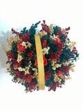 Ανθοδέσμη λουλουδιών εγγράφου στοκ φωτογραφίες με δικαίωμα ελεύθερης χρήσης