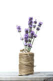 Ανθοδέσμη πορφυρά lavenders Στοκ Φωτογραφίες