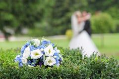 Ανθοδέσμη της νύφης Στοκ εικόνα με δικαίωμα ελεύθερης χρήσης