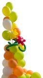 Ανθοδέσμη των μπαλονιών Στοκ εικόνα με δικαίωμα ελεύθερης χρήσης