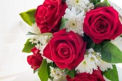 Ανθοδέσμη των τριαντάφυλλων Στοκ Εικόνα