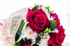 Ανθοδέσμη των τριαντάφυλλων Στοκ Εικόνες