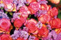Ανθοδέσμη των τριαντάφυλλων στοκ εικόνες με δικαίωμα ελεύθερης χρήσης