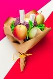 Ανθοδέσμη των φρούτων Στοκ εικόνα με δικαίωμα ελεύθερης χρήσης