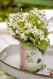 Ανθοδέσμη των anemomes Στοκ εικόνα με δικαίωμα ελεύθερης χρήσης