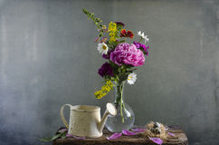 Ανθοδέσμη των wildflowers στοκ φωτογραφίες με δικαίωμα ελεύθερης χρήσης