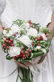 Ανθοδέσμη Floreal νύφης Στοκ Φωτογραφίες