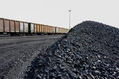 Ανθρακωρυχείο και επεξεργασία στη Νότια Αφρική Στοκ Φωτογραφίες