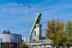 Ανθρακωρυχείο στη Γερμανία στοκ φωτογραφία με δικαίωμα ελεύθερης χρήσης