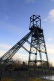 Ανθρακωρυχείο Bersham headframe Στοκ Φωτογραφίες