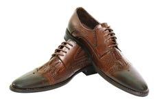 Ανθρώπινα παπούτσια Στοκ φωτογραφία με δικαίωμα ελεύθερης χρήσης