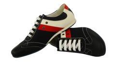 Ανθρώπινα παπούτσια Στοκ Φωτογραφίες
