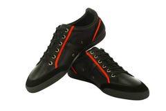 Ανθρώπινα παπούτσια Στοκ Εικόνες