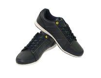 Ανθρώπινα παπούτσια Στοκ εικόνες με δικαίωμα ελεύθερης χρήσης
