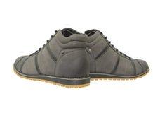Ανθρώπινα παπούτσια Στοκ φωτογραφίες με δικαίωμα ελεύθερης χρήσης