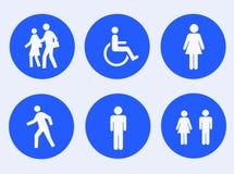 ανθρώπινα σήματα Στοκ φωτογραφία με δικαίωμα ελεύθερης χρήσης