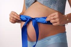 Ανθρώπινη εγκυμοσύνη Στοκ φωτογραφίες με δικαίωμα ελεύθερης χρήσης