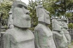 Ανθρώπινο άγαλμα πετρών στοκ φωτογραφία με δικαίωμα ελεύθερης χρήσης