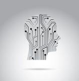 Ανθρώπινο κύκλωμα απεικόνιση αποθεμάτων