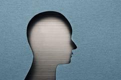 Ανθρώπινο μυαλό στοκ εικόνα