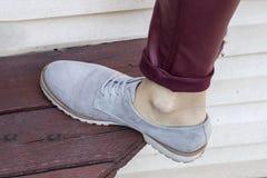 ανθρώπινο πόδι Στοκ εικόνες με δικαίωμα ελεύθερης χρήσης