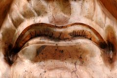 ανθρώπινο στόμα Στοκ φωτογραφία με δικαίωμα ελεύθερης χρήσης