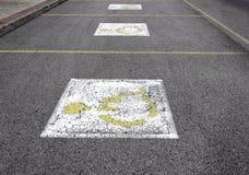 Ανικανότητα σημαδιών Στοκ φωτογραφία με δικαίωμα ελεύθερης χρήσης
