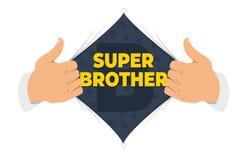 Ανοίγοντας διανυσματική απεικόνιση αδελφών πουκάμισων ελεύθερη απεικόνιση δικαιώματος