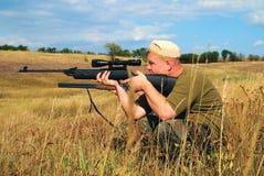 ανοίγοντας εποχή κυνηγι& Στοκ Φωτογραφία