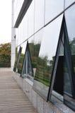 ανοιγμένα γραφείο windors Στοκ Φωτογραφίες