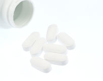 ανοικτή ανατροπή φαρμάκων μ&p Στοκ Εικόνες
