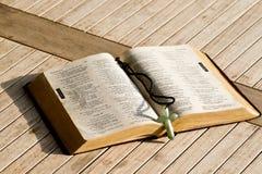 Ανοικτή Βίβλος Στοκ φωτογραφία με δικαίωμα ελεύθερης χρήσης