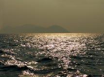 ανοικτή θάλασσα Στοκ Εικόνες