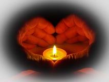 Ανοικτή διακαής καρδιά στοκ φωτογραφία με δικαίωμα ελεύθερης χρήσης