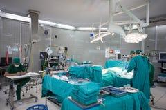 Ανοικτή χειρουργική επέμβαση παράκαμψης καρδιών καρδιακή Στοκ Εικόνες