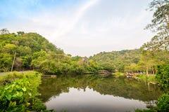 Ανοικτός ζωολογικός κήπος Kheow Khao Στοκ εικόνες με δικαίωμα ελεύθερης χρήσης