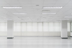 Ανοικτός κενός χώρος γραφείου Στοκ φωτογραφία με δικαίωμα ελεύθερης χρήσης