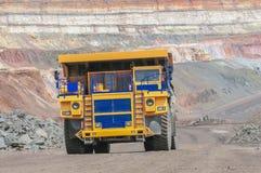 Ανοικτός - χυτό ορυχείο Στοκ φωτογραφίες με δικαίωμα ελεύθερης χρήσης