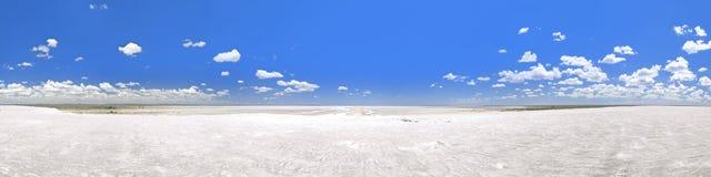 ανοικτό άλας ορυχείων Στοκ Φωτογραφίες