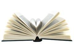 Ανοικτό άσπρο υπόβαθρο βιβλίων στοκ φωτογραφία